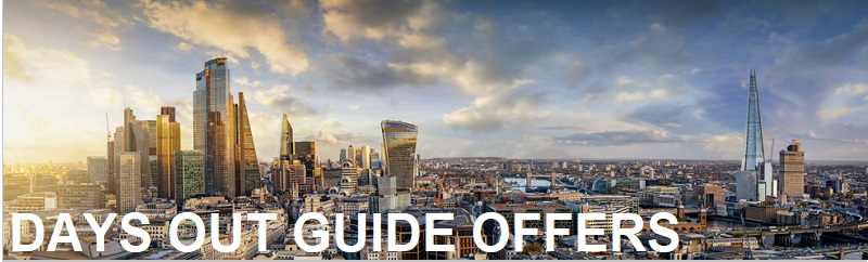 Days Out Guide banner - London Skyline