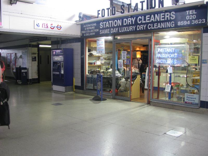 Barking Station - Station Dry cleaners