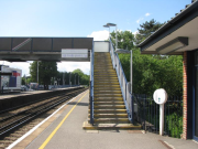 Sunningdale Train Station Car Park